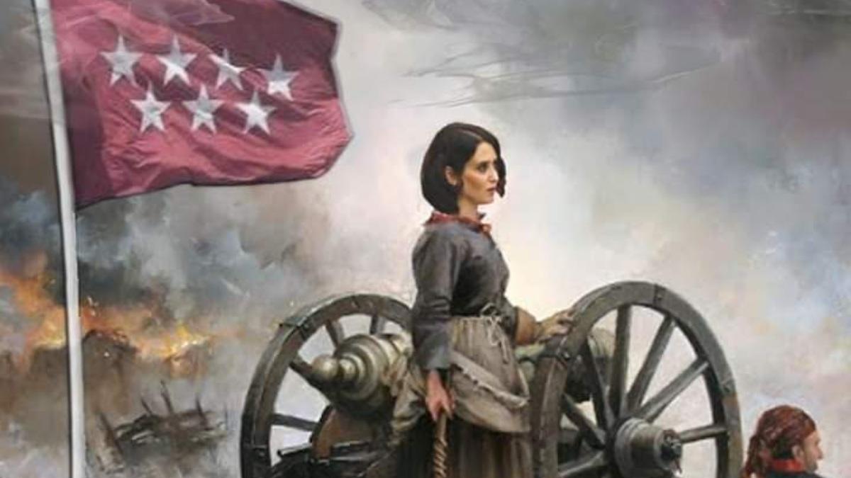 Twitter: Las redes convierten a Isabel Díaz Ayuso en Agustina de Aragón el día de su cumpleaños