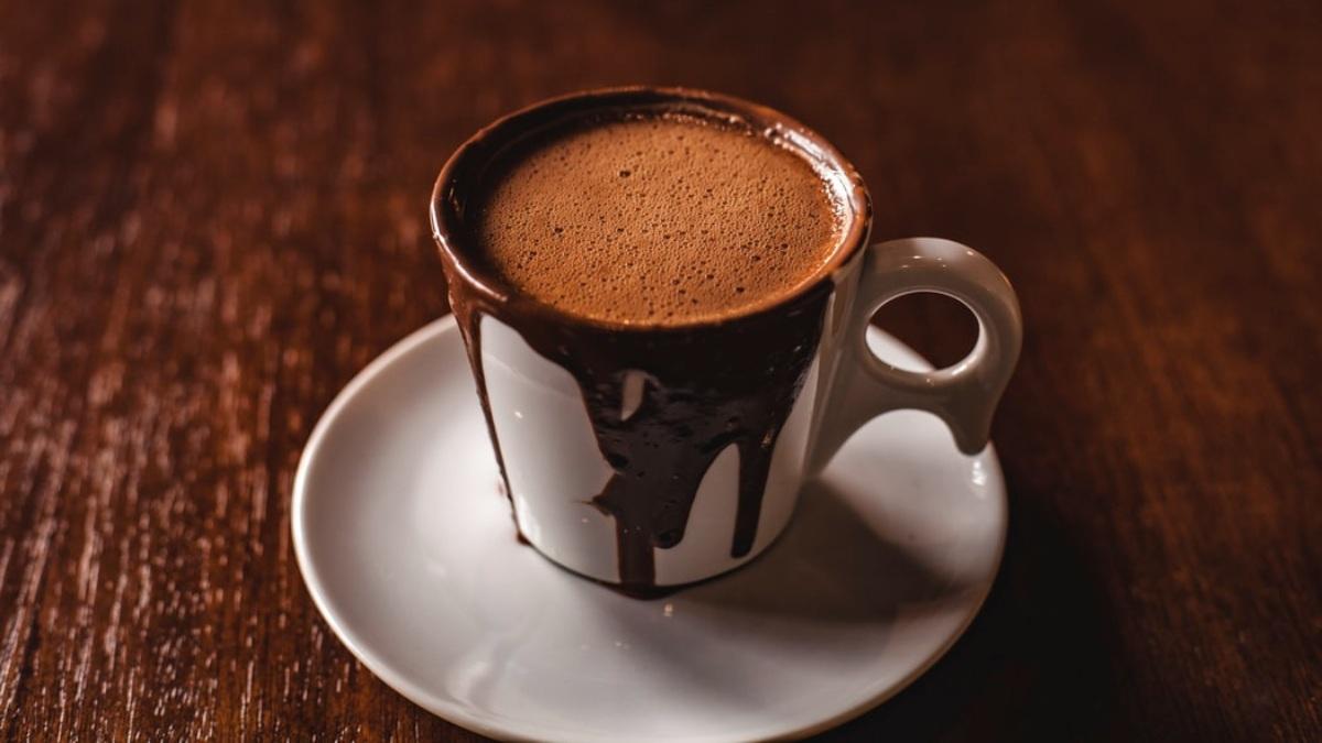 Chocolate de calabaza