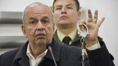 Arturo Murillo, ministro del Interior de Bolivia.