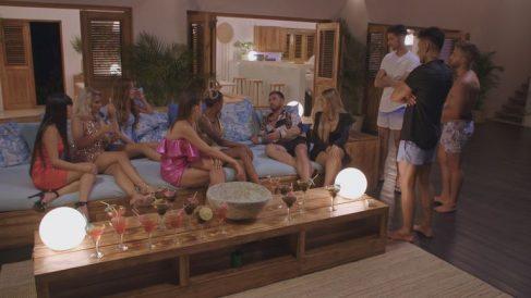'La isla de las tentaciones' en Telecinco