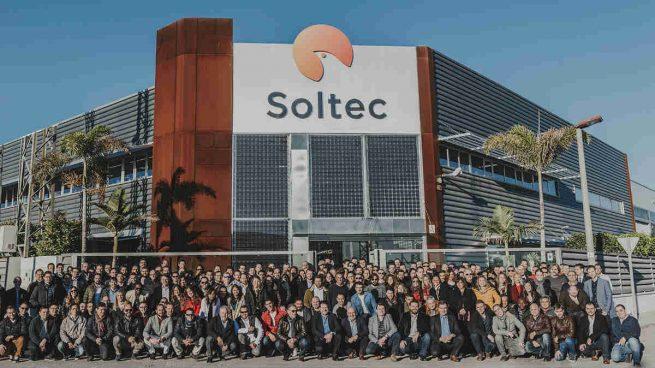 Soltec vende sin problemas acciones por 150 millones de euros ante su salida a Bolsa