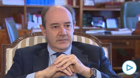 Celso Rodríguez, presidente del TSJM.