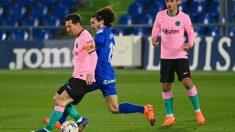 Getafe – Barcelona en vivo: fútbol de Liga Santander hoy en directo