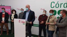 Córdoba.- Coronavirus.- Antonio Ruiz (PSOE) exige a Juanma Moreno (PP) «menos autobombo y más PCR»