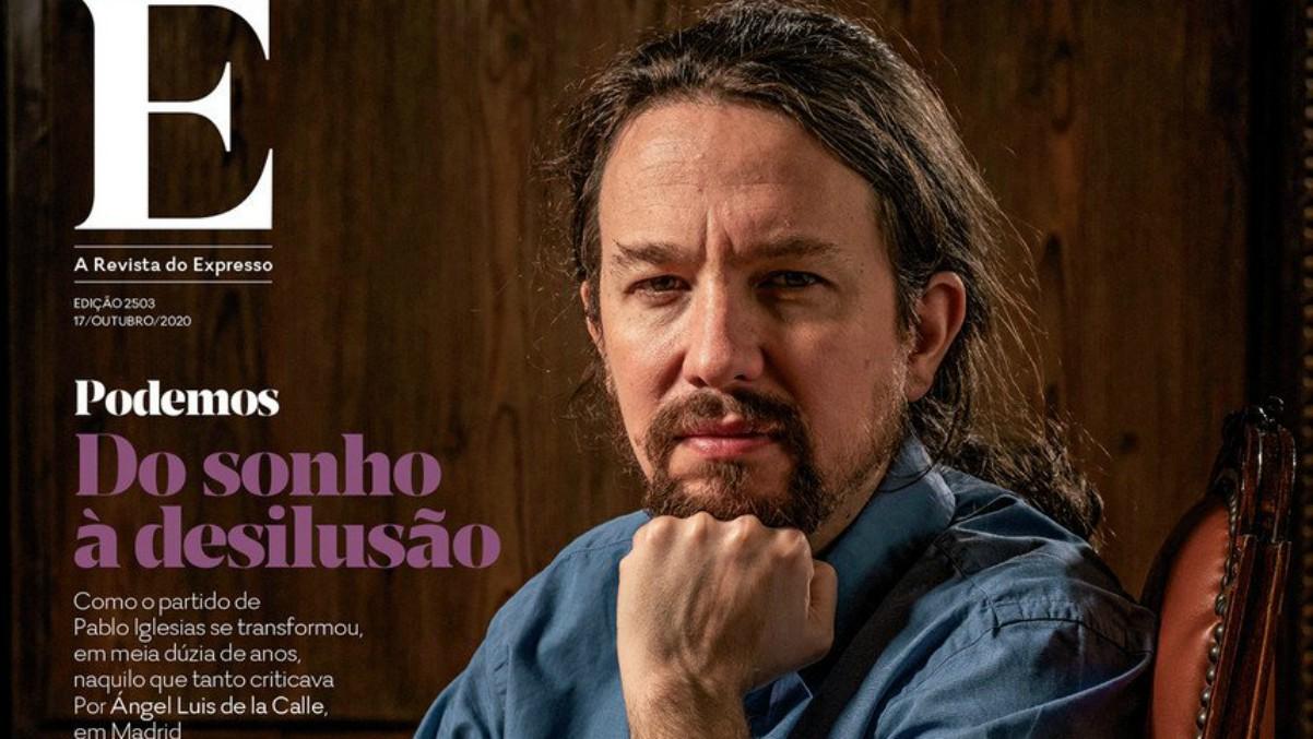 Portada del semanario portugués 'Expresso' cargando contra iglesias.