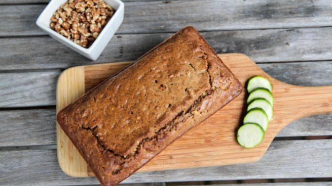 Pan de calabacín casero: receta fácil de preparar