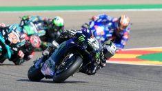 Carrera de MotoGP en Aragón en directo
