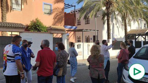 Los violentos okupas que pronto dejarán en la calle a una joven en Espartinas ¡regentan un bar en Sevilla!