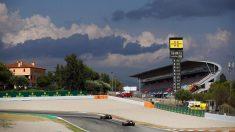 Gran Premio de España en Montmeló. (AFP)