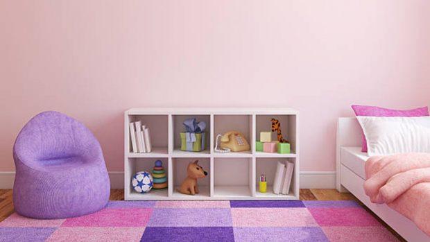 Cómo los colores afectan el estado de ánimo de los niños