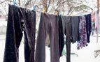 secar ropa invierno