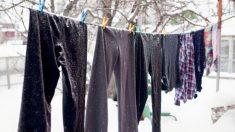 Trucos eficaces para secar la ropa cuando llega el invierno