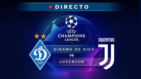 Champions League   En directo: Dinamo Kiev – Juventus.