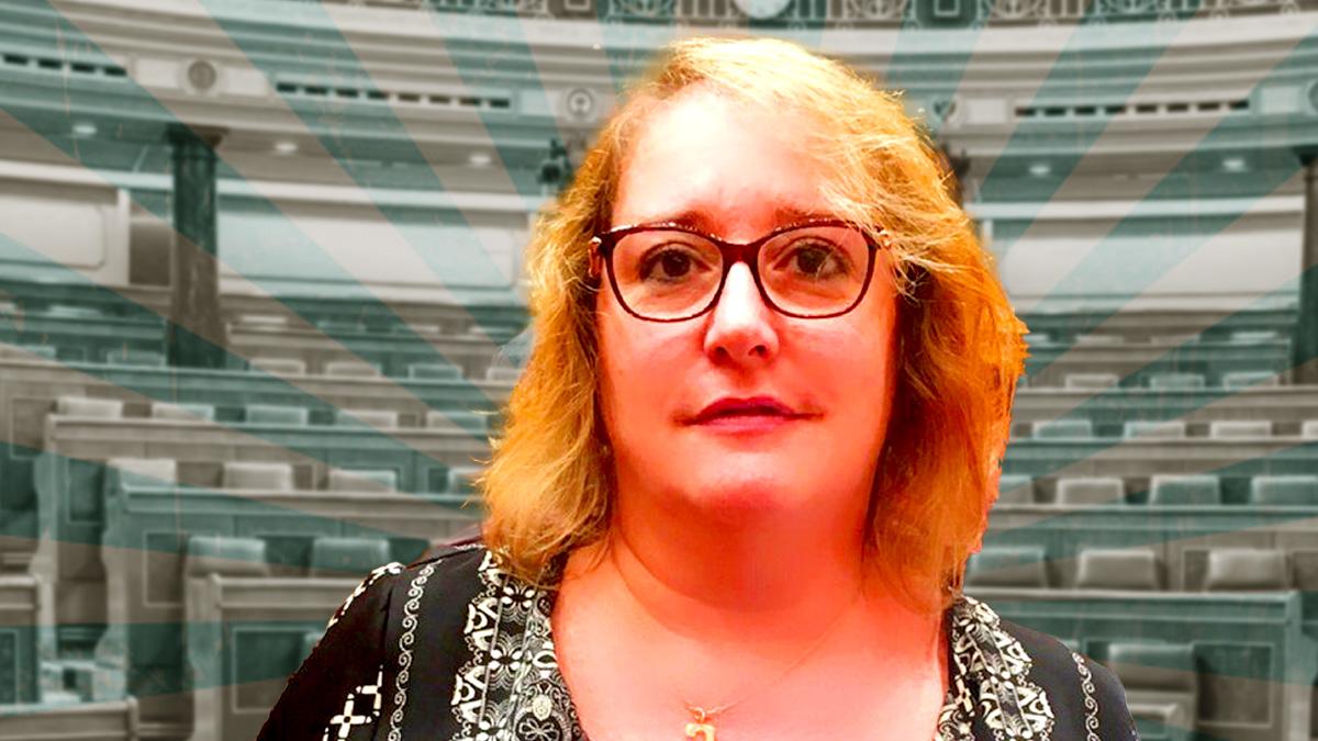 Celia Cánovas, ex senadora de Podemos.