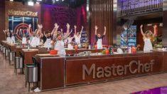 'MasterChef' grabó en la Plaza Mayor de Salamanca