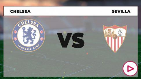 Champions League 2020-2021: Chelsea – Sevilla  Horario del partido de fútbol de Champions League.