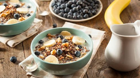 Tomar un buen desayuno es clave para el organismo y la salud