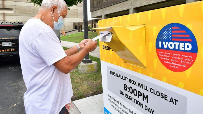 Elecciones EEUU 2020: ¿Cómo funciona el voto por correo y por qué marcará  el resultado de las elecciones?