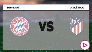 Bayern Múnich Atlético