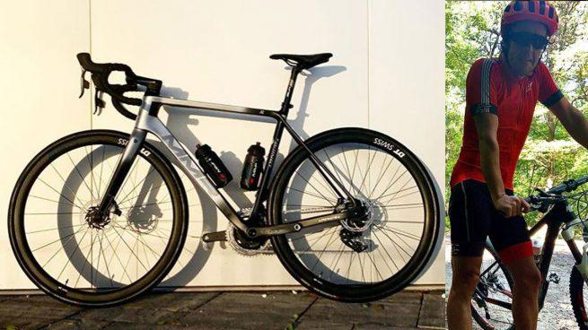 Así es la MMR Adrenaline, la bici de más de 6.000 euros que usa Fernando Alonso para volver a la F1