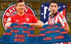 Bayern de Múnich Atlético