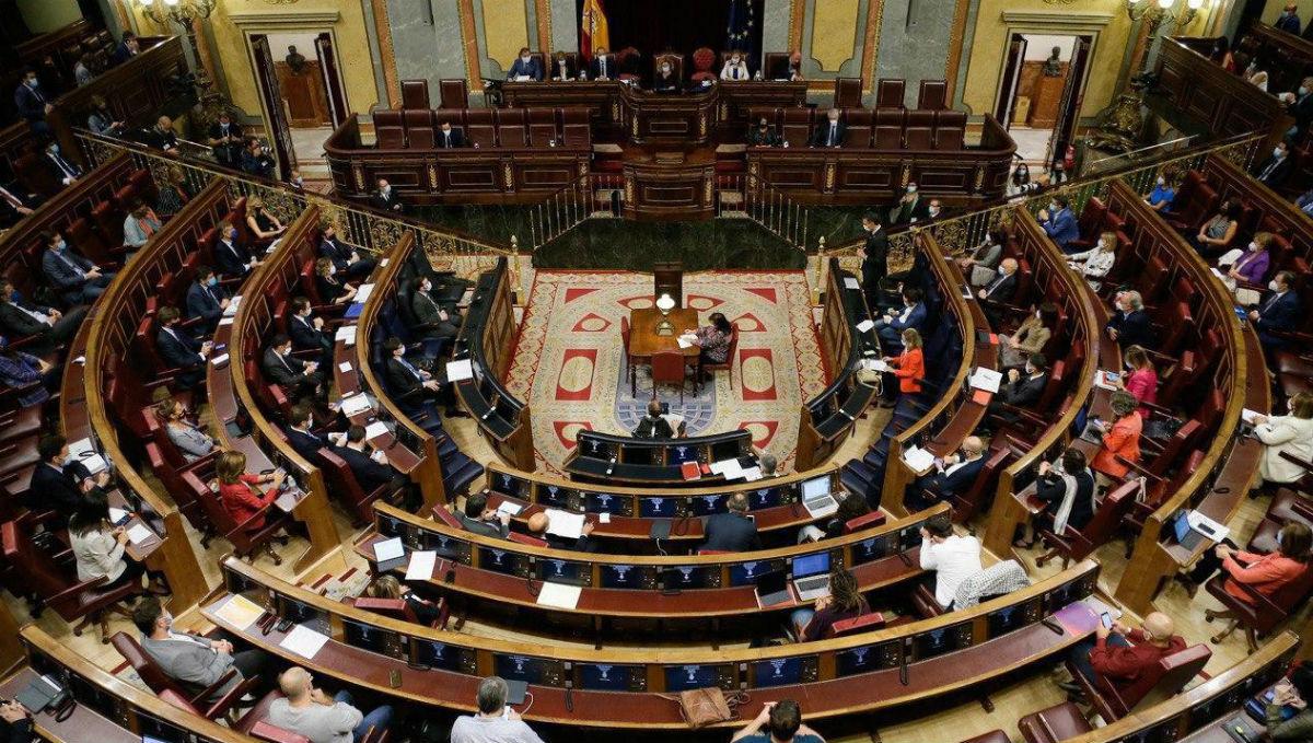 Pleno del Congreso de los Diputados en la presente legislatura. (Foto: Congreso)