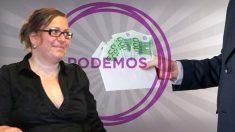 Rocío Val gerente de Podemos