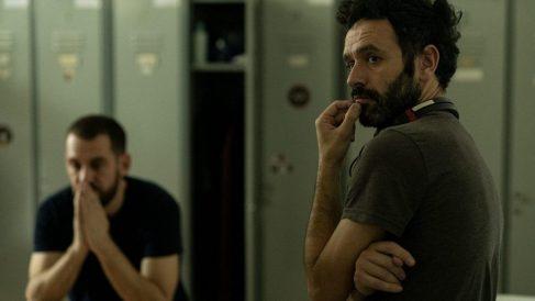 Rodrigo Sorogoyen en 'Antidisturbios'