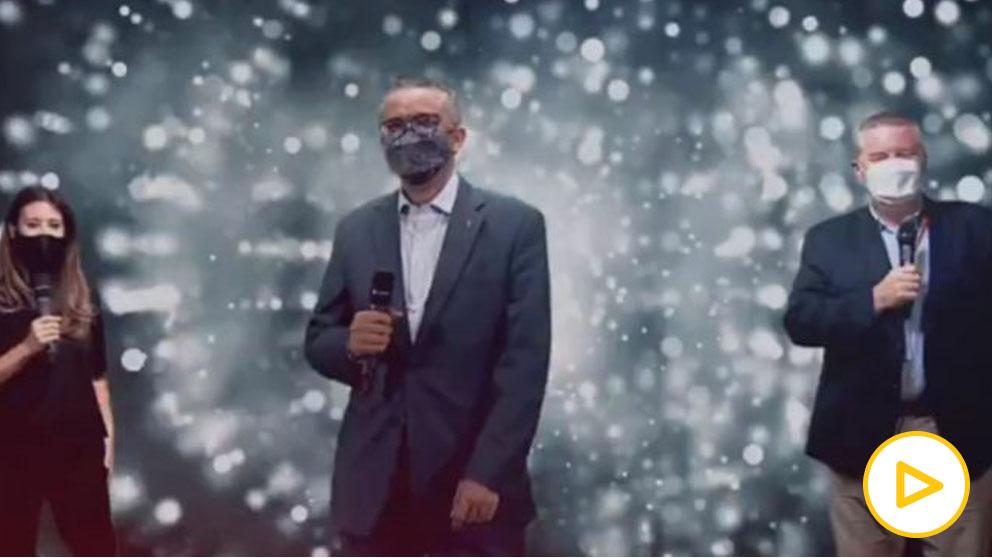 La OMS propone al clasico 'We Are Family' como himno coronavirus
