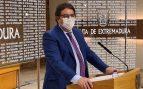 El vicepresidente segundo y consejero de Sanidad y Servicios Sociales, José María Vergeles (Foto: EP)