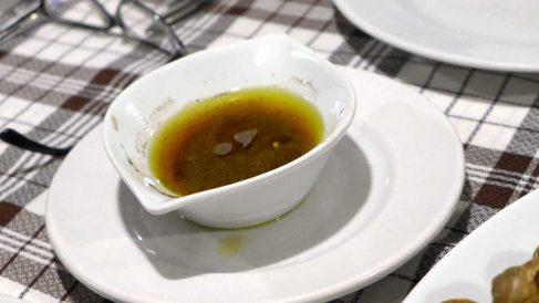 Receta de Vinagreta de aguacate y mango