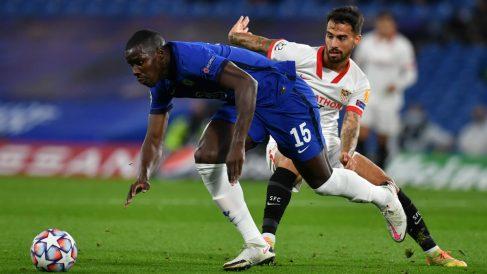 Chelsea – Sevilla: partido de la Champions League, en directo