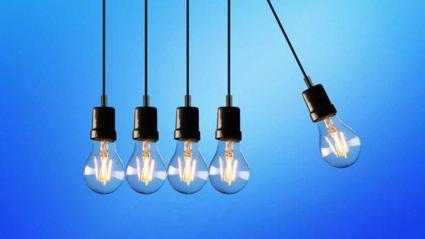 Bombillas y ahorro energía