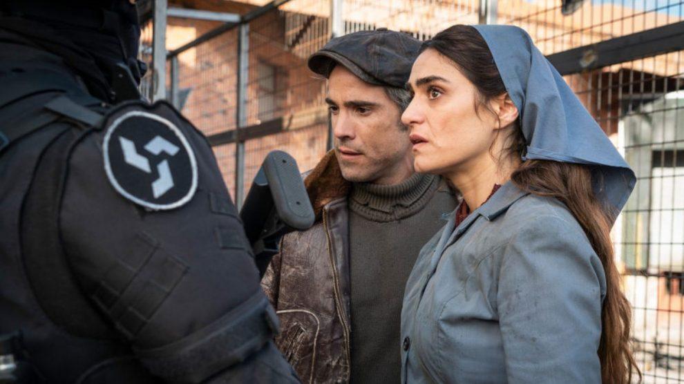 'La Valla' en Antena 3