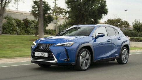 Lexus anuncia la gama y precios del UX 300. (foto: Lexus.com)