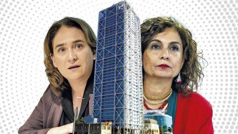 El hotel Arts cierra una operación especulativa con Hacienda con el silencio cómplice de Colau
