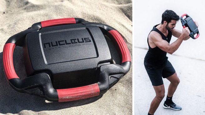 Nucleus, el invento español que te permite estar en forma con sólo 12 minutos al día de ejercicio