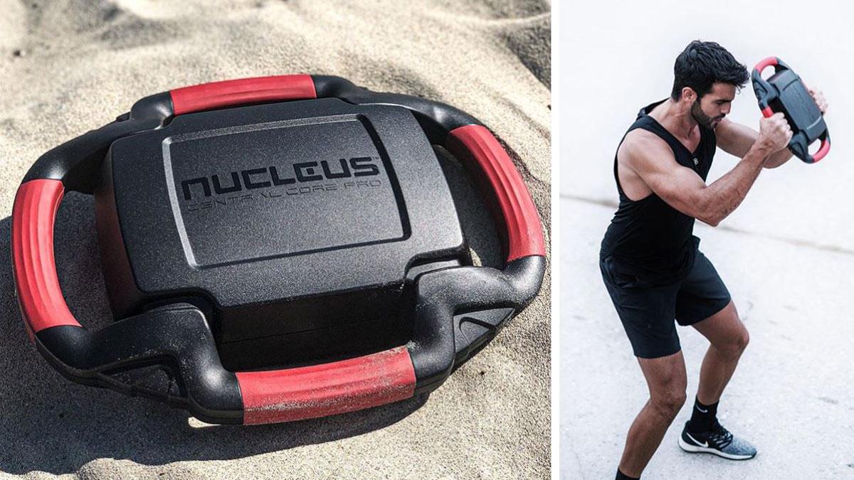 Nucleus, un aparato para estar en forma con apenas 12 minutos de ejercicio