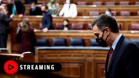 streaming mocion de censura vox pedro sanchez