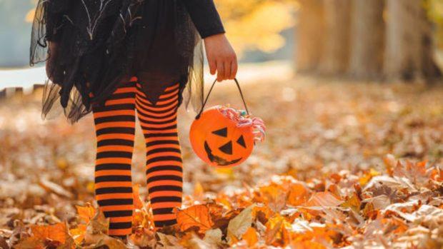 6 planes con niños para celebrar el Día de Halloween
