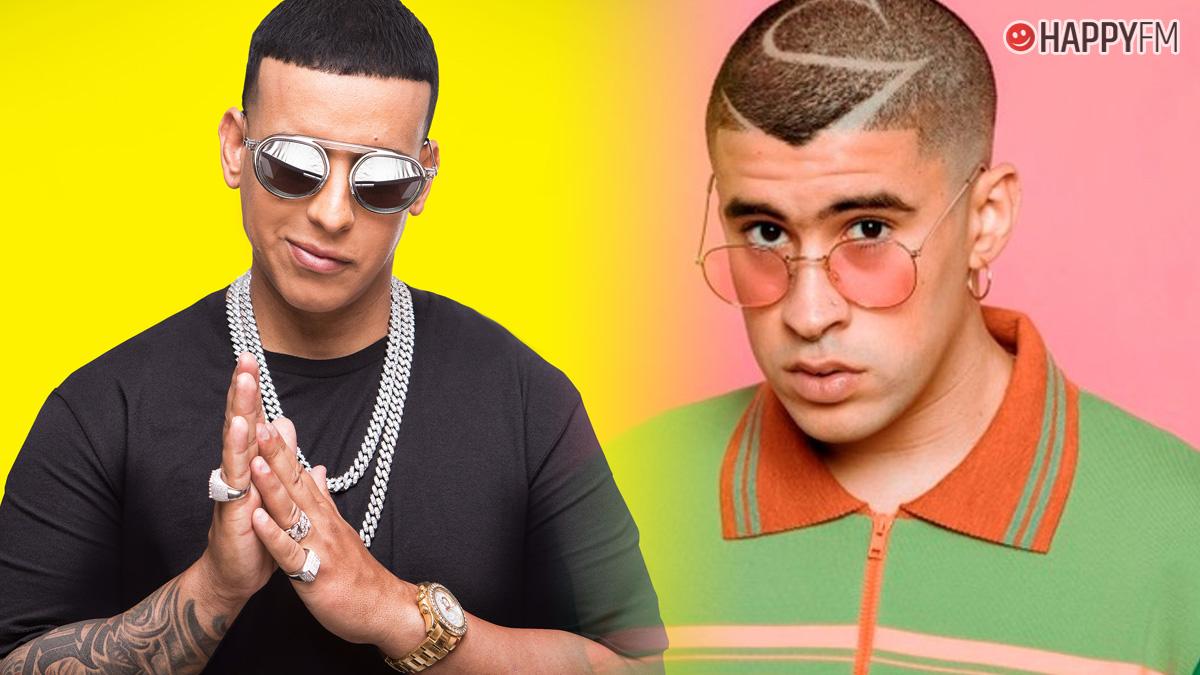 Bad Bunny y Daddy Yankee
