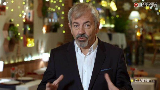 Programación TV: Carlos Sobera en 'First Dates'