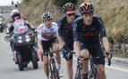 Giro de Italia 2020: clasificación de la etapa 18 de hoy, jueves 22 de octubre, tras la victoria de Hindley