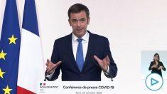 El ministro de Sanidad francés elogia las medidas de Isabel Díaz Ayuso