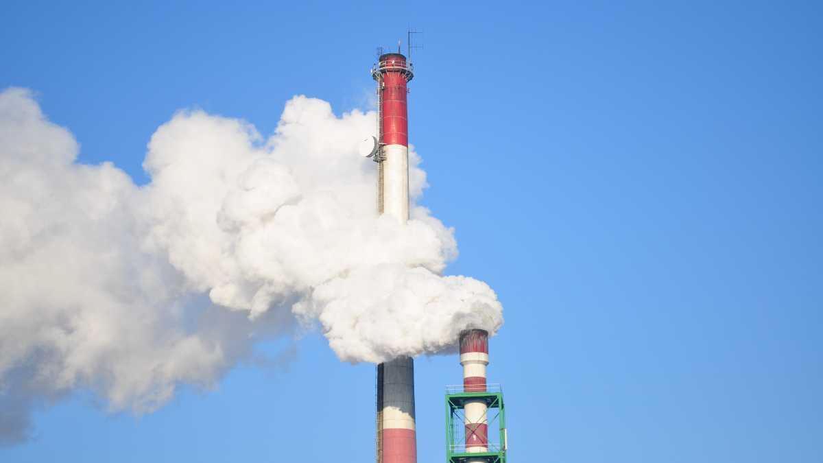 Contaminación industrial y reciclaje