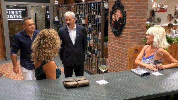 'First Dates': Carlos Sobera, impactado ante algo que jamás ha ocurrido