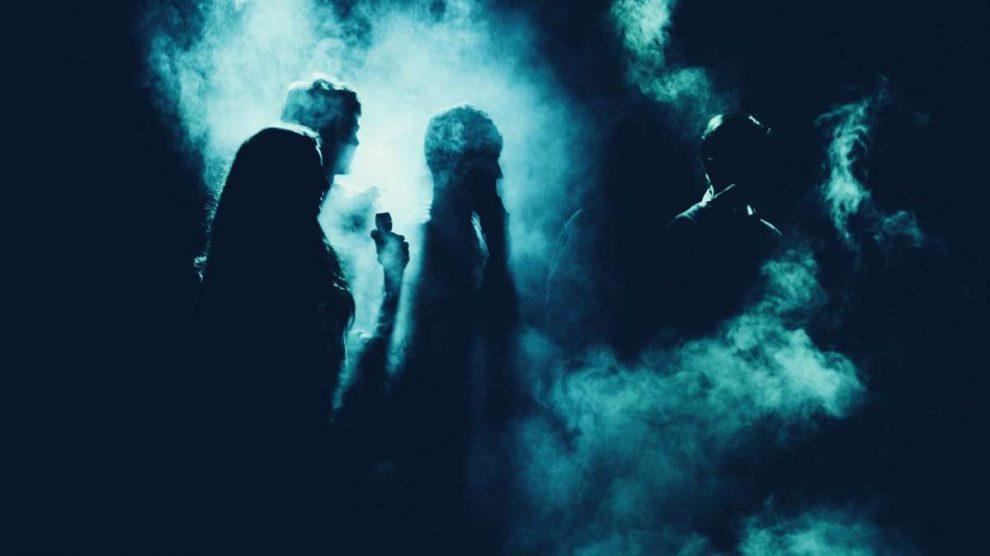 El humo te permite crear un ambiente tenebroso