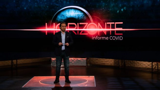 Iker Jiménez en 'Informe Covid'