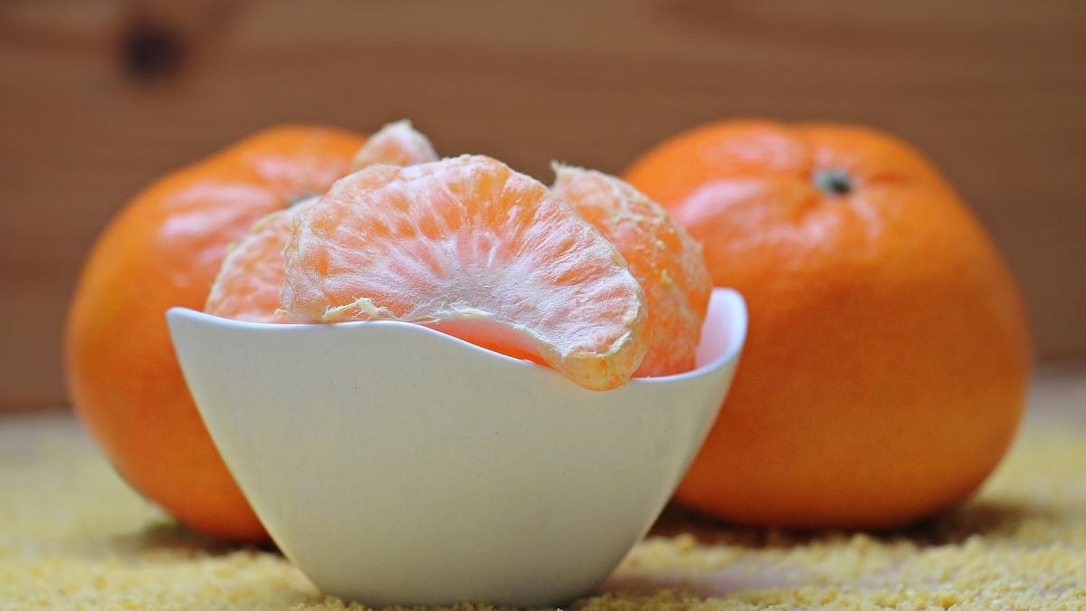 Cómo saber elegir las mejores mandarinas