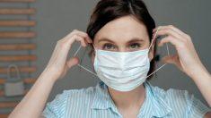¿Qué es el síndrome de la cara vacía al llevar mascarilla?